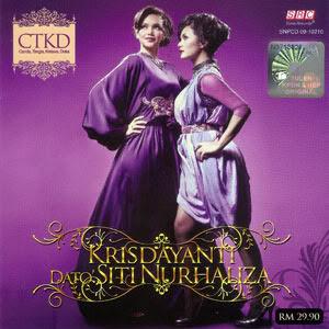 CTKD-Krisdayanti & Dato' Siti Nurhaliza – CTKD (Canda, Tangis, Ketawa, Duka) [2010]