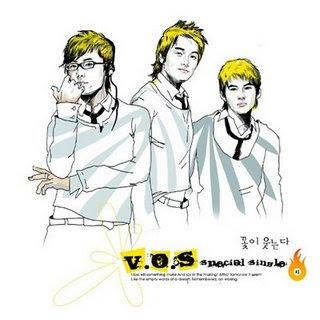 V.O.S - 꽃이 웃는다 (Special Single)