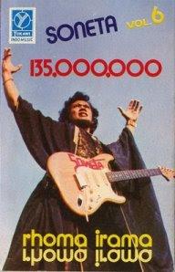 Soneta Rhoma Irama Vol. 6 -135.000.000