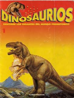 :D Colección: Dinosaurios, de planeta deagostini digitalizada Img002