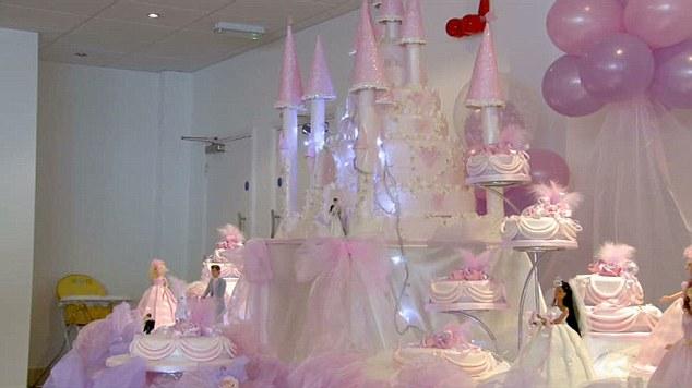 luna rain big fat gypsy wedding