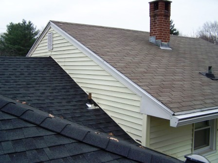 roof remodel