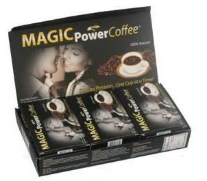 Magic Power Coffee The Official Review