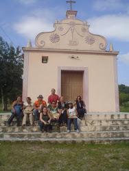 Capela histórica da comunidade de Cana Brava - Macaíba.