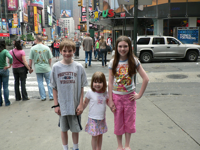 Kids in NYC