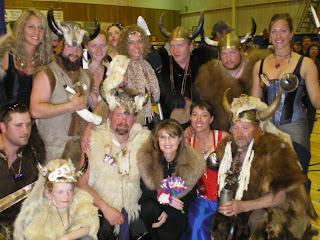 Sara'Cuda and the Vikings