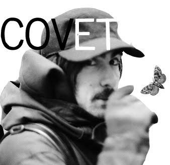 COVET.
