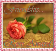 Rose friendship Award from Roan