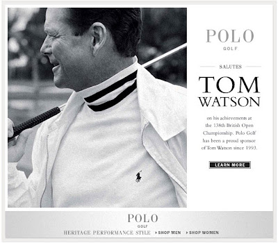 Click to view this July 23, 2009 Ralph Lauren email full-sized