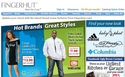 Click to view this Aug. 24, 2009 Fingerhut email full-sized