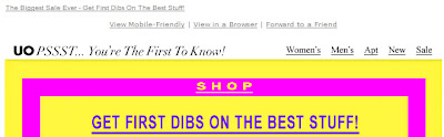 Click to view this June 24, 2010 Urban Outfitters email full-sized