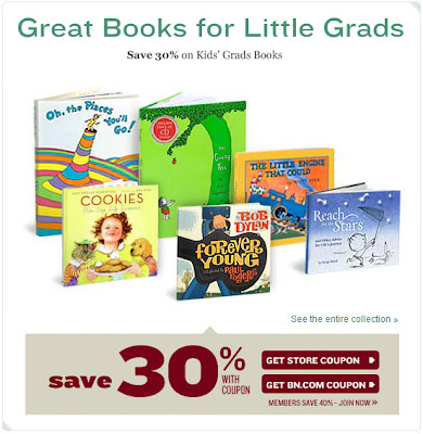 Click to view this May 28, 2010 Barnes & Noble email full-sized