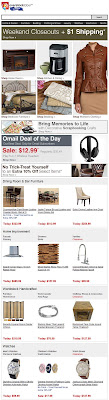 Click to view this Oct. 24, 2010 Overstock email full-sized