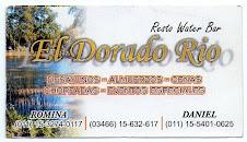 Resto Water Bar en Pto. Aragón