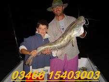 Excursiones de pesca en Puerto Aragon, Santa Fe