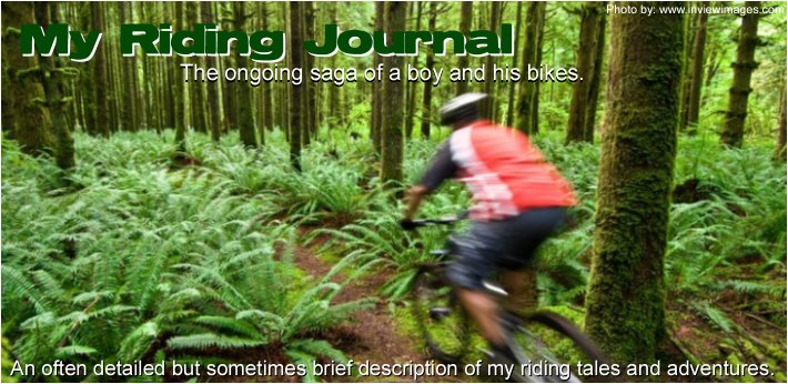 My Riding Journal
