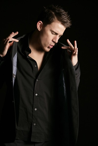Actor Channing Tatum is perhaps best known for his role in films like Step ...