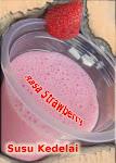 Susu Kedelai rasa Strawbery
