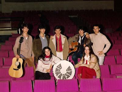 Teatro Principal. Barbastro 1979