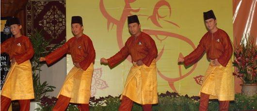 Apakah Tarian Terkenal Di Johor