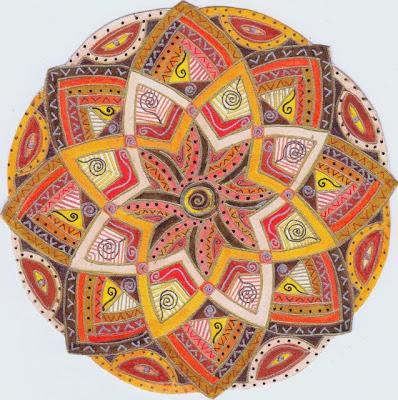 Meditação, Mandala