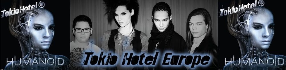 Tokio Hotel Europe