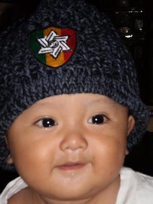 farzan esfandiar sevent months baby