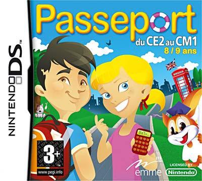 Passeport : du CE2 au CM1 DS