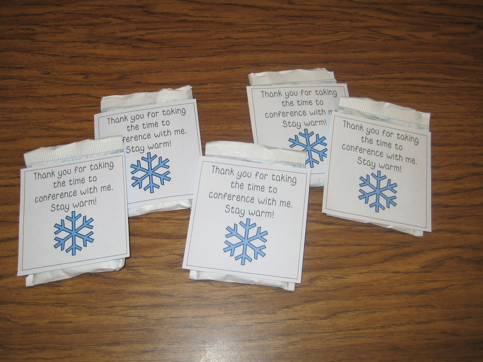 Thank You Gifts For Parents Ideas : Wards Way of Teaching: Parent Teacher Conference Ideas