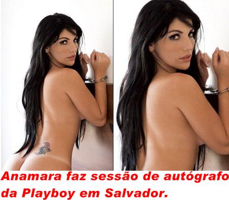 Faz Sess O De Autogr Fo Da Playboy Em Shopping Salvador