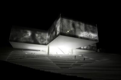 New Tamayo Museum Michel Rojkind concept idea