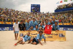 World Cup Beach Soccer Rio 2006