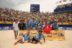 World Cup Beach Soccer Rio 2006