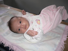 Anna Two Months Old