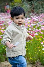 Haziq at 2yrs old
