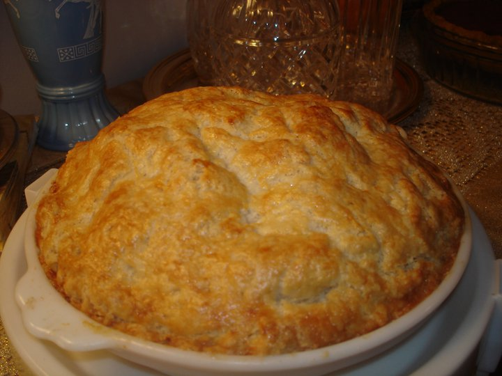 My Journey to Green Acres: Anna's Mile High Apple Pie