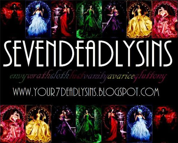 Your 7 deadly sins