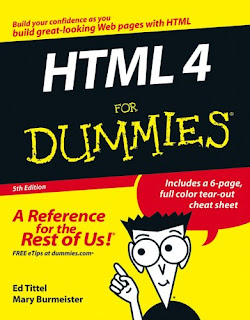 Download Free ebooks HTML 4 for Dummies 5th Edition