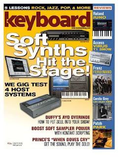 Download Free ebooks Keyboard Magazine - February 2009