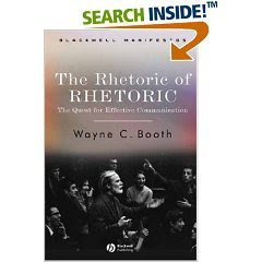 Download Free ebooks The Rhetoric Of RHETORIC -The Quest For Effective Communication