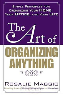 Download Free ebooks The Art of Organizing Anything (2009)