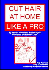 Download Free ebooks Cut Hair At Home Like A Pro