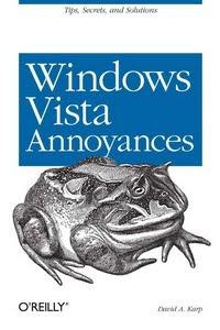 Download Free ebooks Windows Vista Annoyances