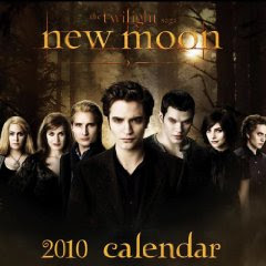 Download Free ebooks Twilight New Moon Calendar 2010