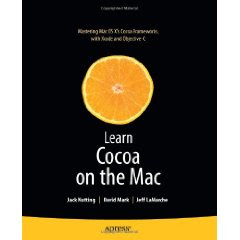 Download Free ebooks Learn Cocoa on the Mac