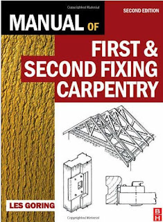Download Free ebooks Manual of First and Second Fixing Carpentry