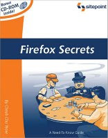Download Free ebooks FireFox Secret