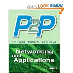 Download Free ebooks Peer-to-Peer Networking and Applications