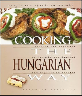 Download Free ebooks Cooking The Hungarian Way