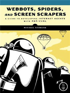 Download Free ebooks Webbots, Spiders, and Screen Scrapers